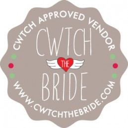 Cwtch The Bride Wedding Blog Logo