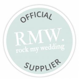 Rock My Wedding Blog Official Supplier Badge
