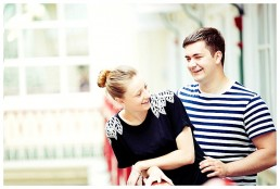 Pre Wedding Photography Session In The Morgan Quarter, Cardiff, South Wales