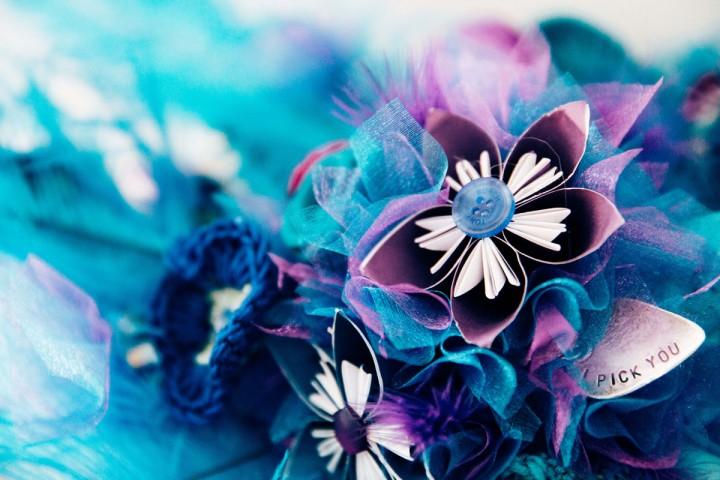 Handmade Bride's Bouquet