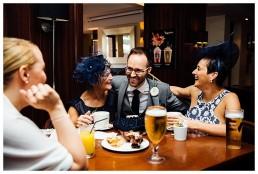 Civil Patnership Wedding Photographer Cardiff South Wales