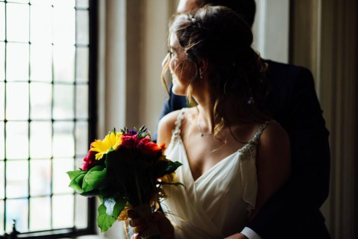 Cardiff Castle Wedding Photography