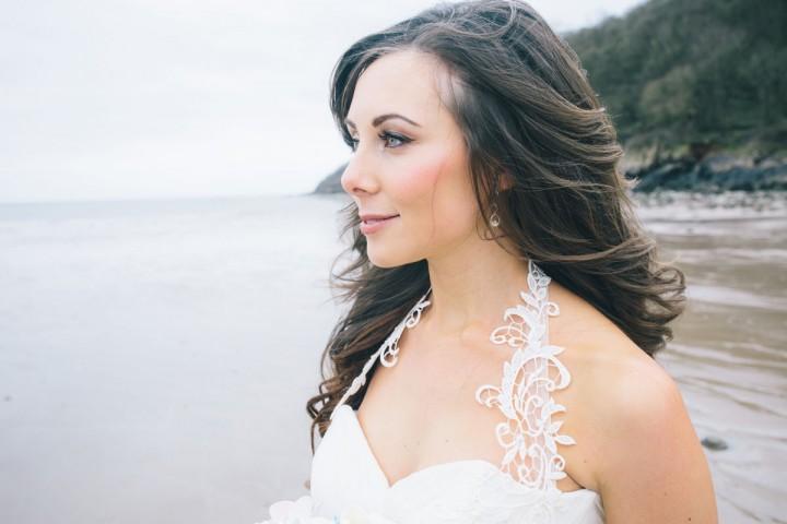 Beach Wedding Photography Wales