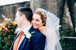 Caerphilly Castle Wedding Photography
