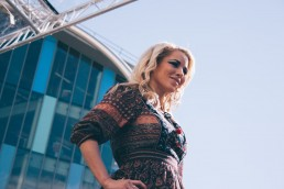 Corporate Photographer Cardiff South Wales - St Davids Fashion Show