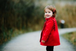 Outdoor Childrens Photography Session