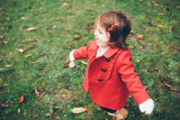 Outdoor Childrens Photography Session At Cosmeston Lakes