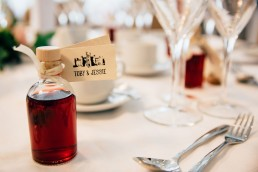 Wedding Photography - Wedding Place Settings