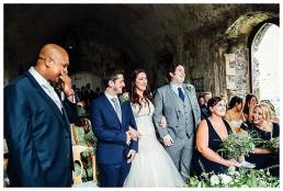 Wedding Photographer Manorbier Castle