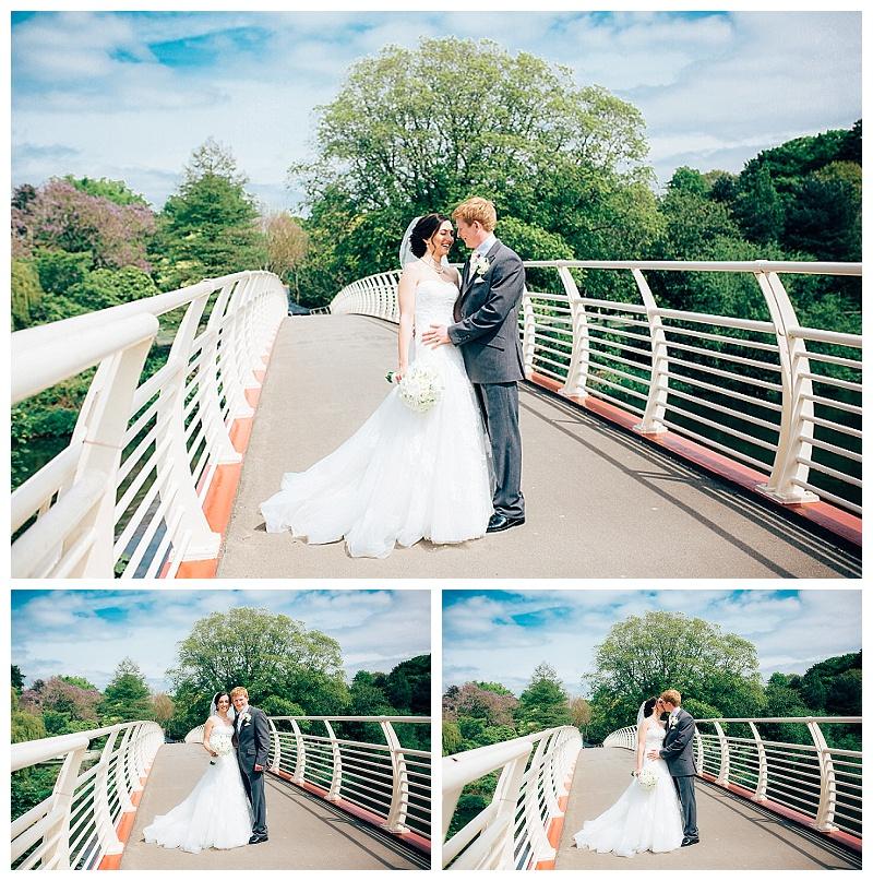 Wedding Photographs St Davids Hotel