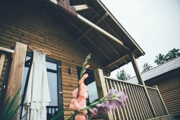 Wedding Photos At Canada Lake Lodges