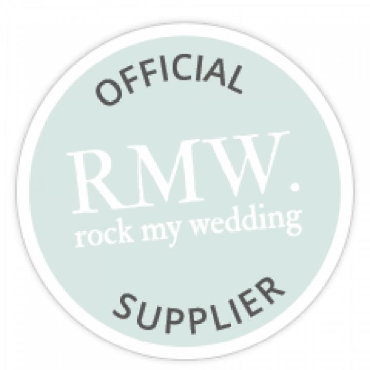 Wedding Blog Official Badge