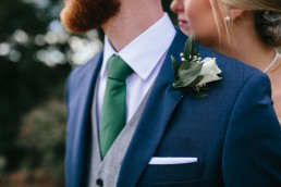 Bride & Groom Details, Button Hole, Tie