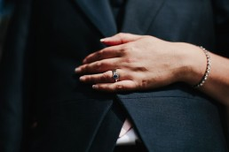 Engagement Ring Close Up