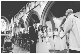 Wedding Photographer Cardiff - Wedding Ceremony