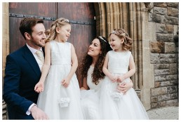 Wedding Photographer Cardiff - Family Wedding Photos