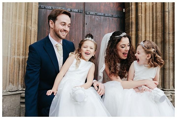 Wedding Photographer Cardiff - Family Wedding Photos