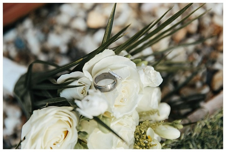 Wedding Photographer Cardiff - Close Up Of Rings