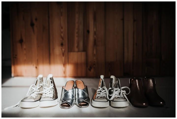 bridal party shoes